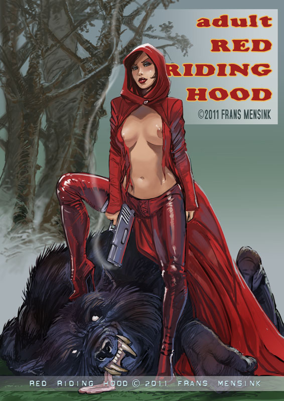 BDSM Library - Story: Little Red Riding Hood Meat Version
